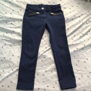 Other - Gap kids navy blue jeggings.
